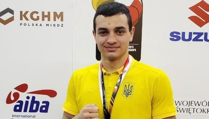 Украинец Захареев стал чемпионом мира по боксу среди молодежи