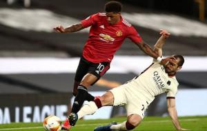 Манчестер Юнайтед — Рома. Відео огляд матчу за 29 квітня