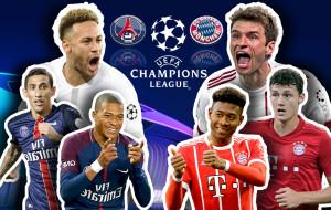 ПСЖ — Бавария 0:1 онлайн трансляция матча