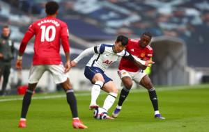Тоттенхэм — Манчестер Юнайтед 1:3 онлайн трансляция матча