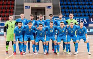 Сборная Украины по футзалу поднялась на девятое место в рейтинге УЕФА