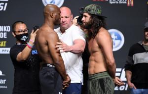 Закрыть гештальт. Все о реванше Усмана с Масвидалем на UFC 261