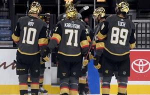 Вегас переміг Монреаль в першому матчі півфінальної серії НХЛ