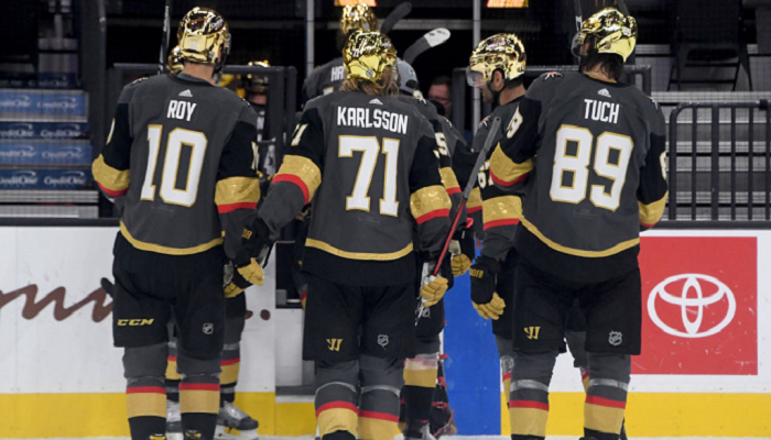 НХЛ: Вегас обіграв Сан-Хосе і першим вийшов до плей-оф, перемоги Чикаго, Міннесоти та Монреаля
