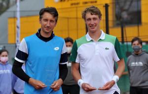 Стаховський став переможцем парного турніру в Празі