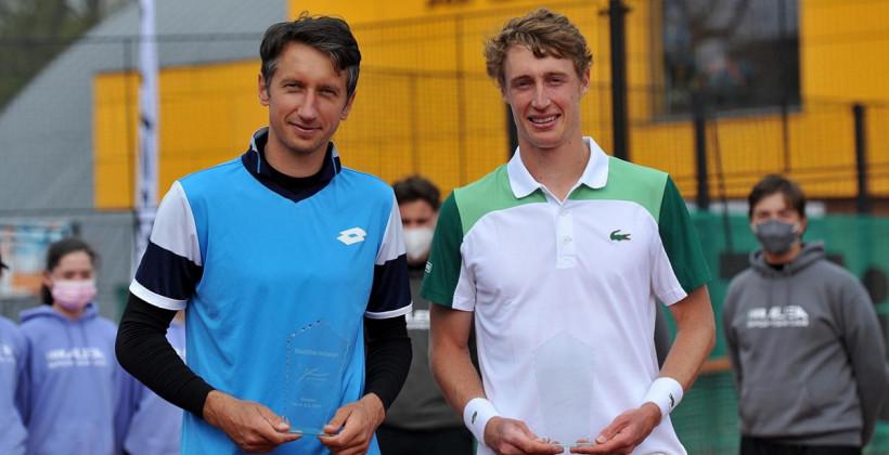 Стаховський став переможцем парного турніру в Остраві
