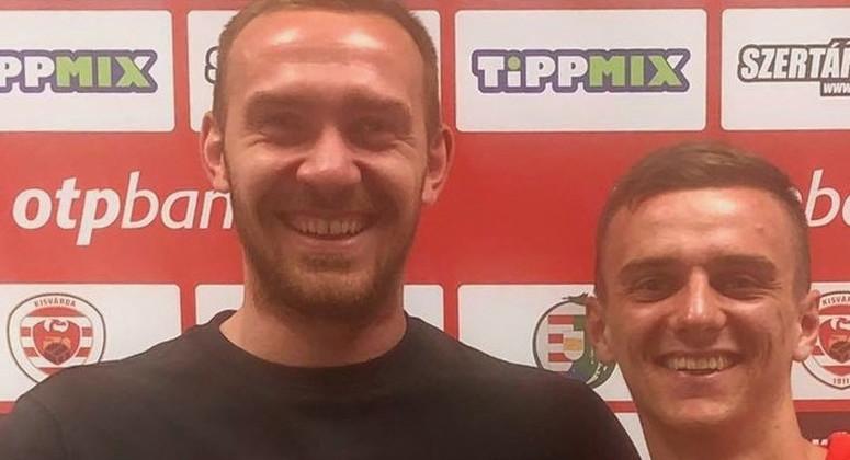 Українці Кравченко і Мельник продовжили контракти з угорською Кишвардою