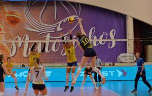 Женская сборная Украины проиграла второй матч Швеции в отборе на ЧЕ-2021 по волейболу