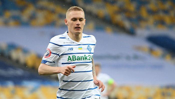 Буяльський — найкращий гравець Динамо в матчі із Зорею