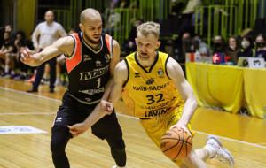 Київ-Баскет став першим півфіналістом плей-офф Суперліги