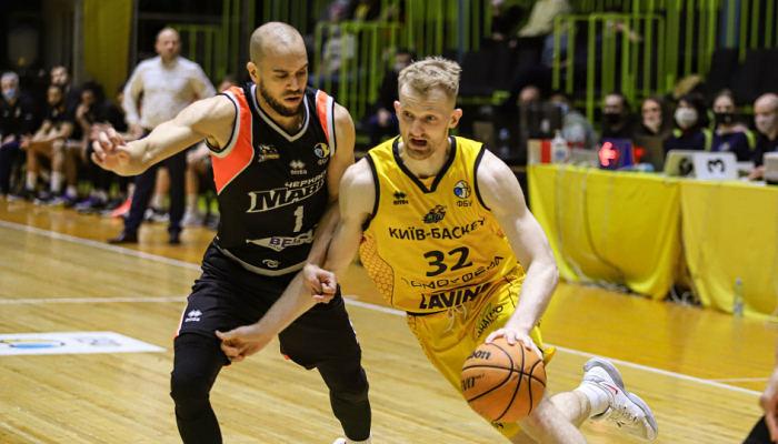 Киев-Баскет стал первым полуфиналистом плей-офф Суперлиги