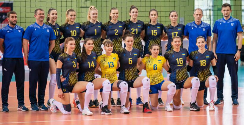 Жіноча збірна України з волейболу дізналася суперників на Євро-2021