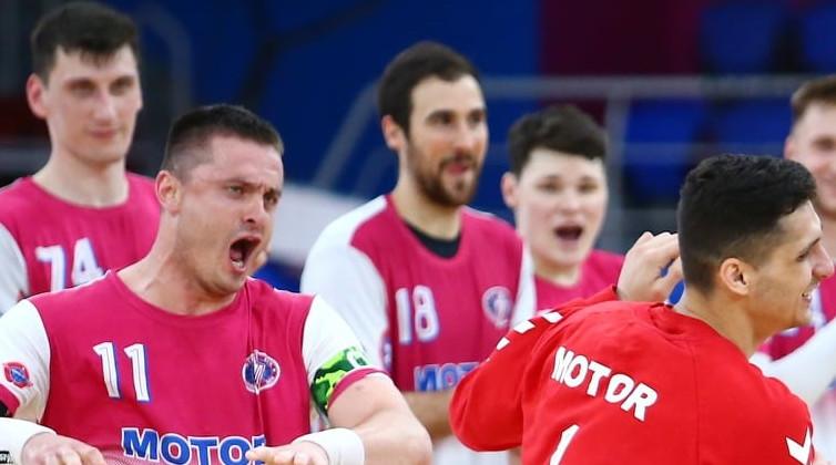 Мотор стал обладателем Кубка Украины по гандболу