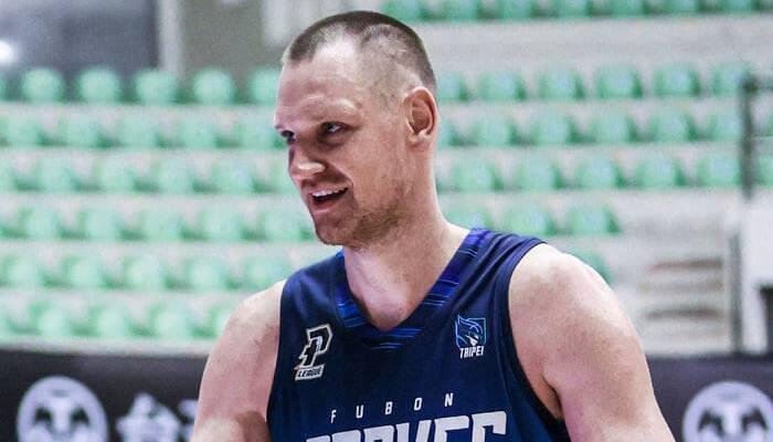 Український баскетболист Зайцев став чемпіонов Тайваню в складі Фубон Брейвз