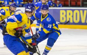 Нападающий сборной Украины по хоккею Ступак получил травму в матче против Польши