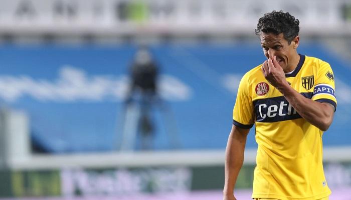 Парма не буде продовжувати контракт 39-річного Бруну Алвеша