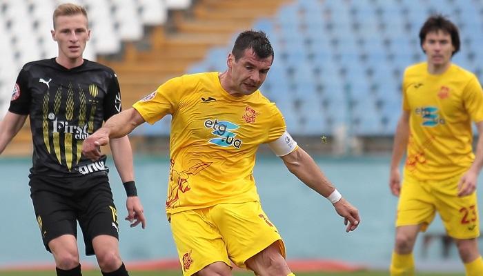 Бартулович продлил контракт с Ингульцом на два сезона