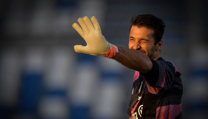 Буффон стал самым возрастным вратарем, который отбил пенальти в Серии А