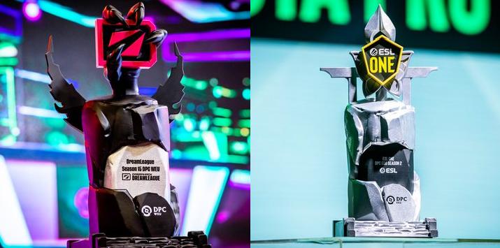 NAVI и OG не вышли на мейджор в Киеве, успех Team Spirit – итоги второго сезона DPC-лиг в СНГ и Европе