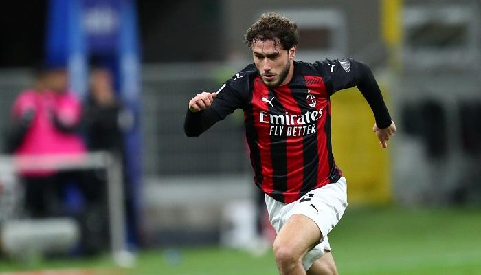 Мілан погодив з Калабрією новий контракт на чотири роки