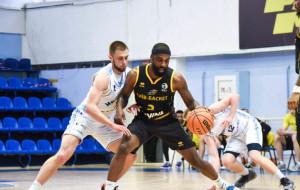 Киев-Баскет разгромил Николаев в последнем матче регулярного чемпионата Суперлиги
