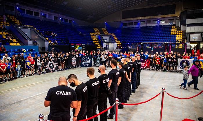 500 учасників, 62 категорії, діти та професіонали – відбувся Чемпіонат України зі змішаних бойових мистецтв