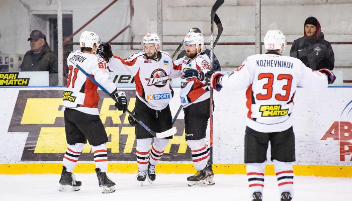 Донбасс сыграет с чемпионами Франции, Дании и Австрии в группе хоккейной ЛЧ