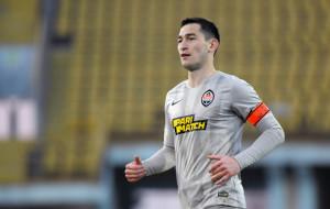 Степаненко визнаний найкращим гравцем Шахтаря у травні