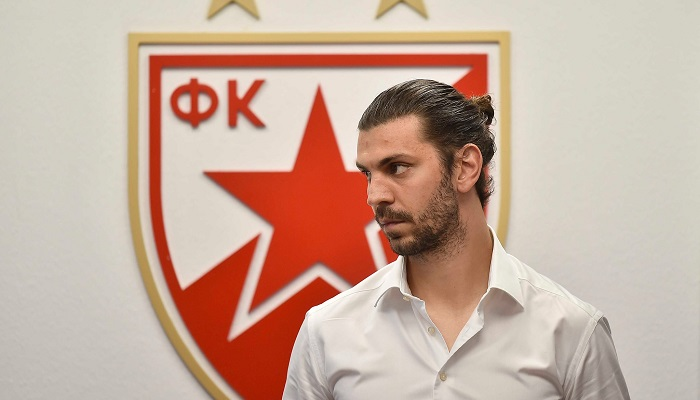 Экс-защитник Динамо Драгович перешел в Црвену Звезду