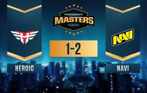 NAVI перемогли Heroic і вийшли у фінал DreamHack Masters Spring 2021