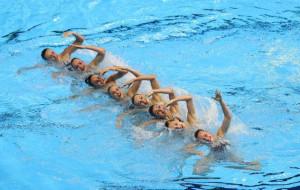 Украина выиграла третье золото по артистическому плаванию на чемпионате Европы в Венгрии