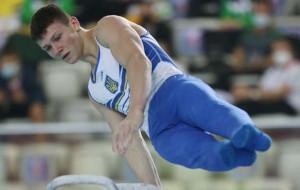 Гимнаст Ковтун: «В принципе, я доволен, и тренеры вроде тоже»