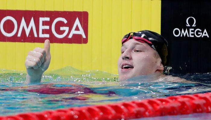 Говоров виграв срібло чемпіонату Європи з плавання
