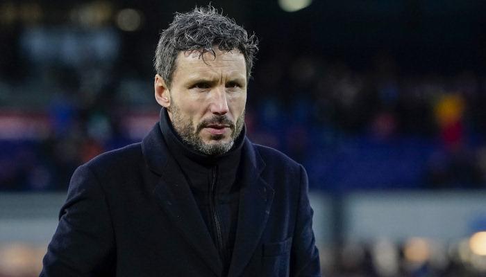 Ван Боммель стане головним тренером Вольфсбурга