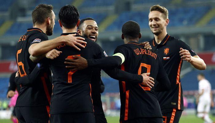 Нідерланди оголосили остаточну заявку на Євро-2020