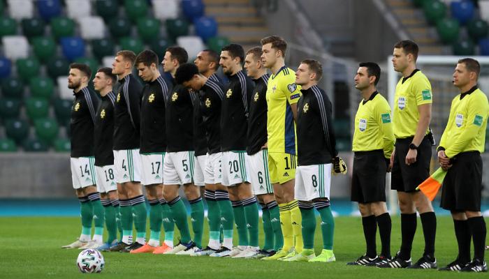 Північна Ірландія оголосила склад на матч з Україною