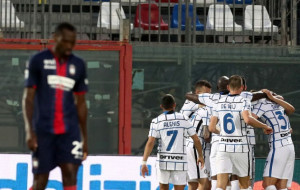 Кротоне — Интер. Видео обзор матча за 1 мая