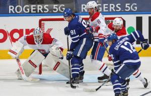 НХЛ. Торонто победил Монреаль, Питтсбург разгромил Баффало