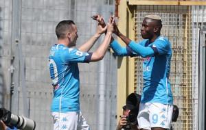 Специя — Наполи. Видео обзор матча за 8 мая