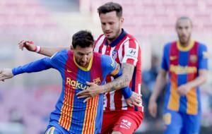 Барселона — Атлетико. Видео обзор матча за 8 мая