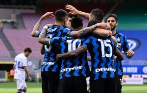 Интер установил рекордную клубную серию домашних побед в Серии А