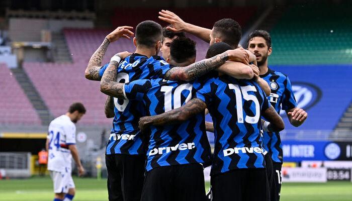 Интер - Рома где смотреть трансляцию матча