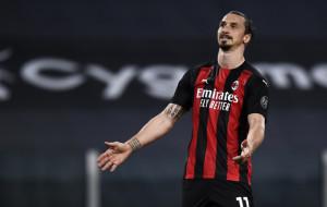 Ибрагимович не сыграет в двух ближайших матчах Милана