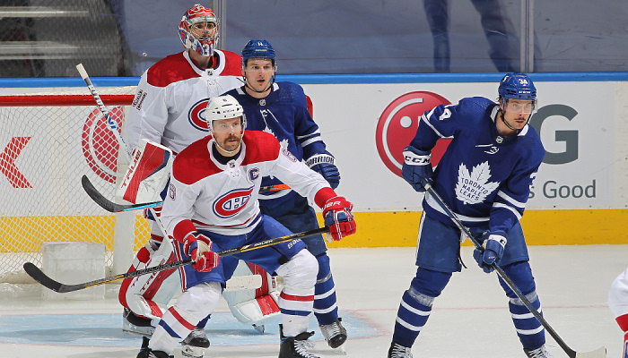 НХЛ. Флорида перестреляла Тампу, Монреаль повел в серии с Торонто