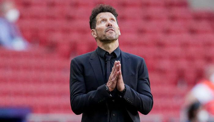 Атлетіко хоче продовжити контракт з Сімеоне до 2024 року