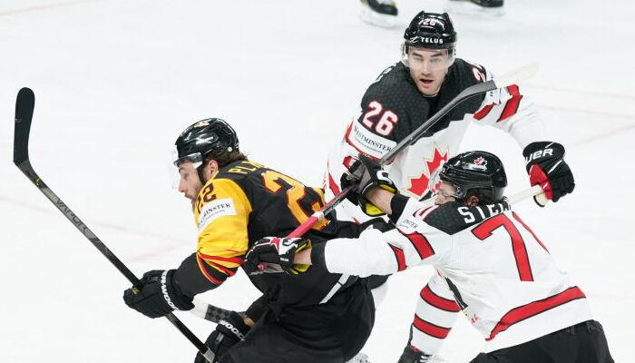 ЧС з хокею: Канада програла Німеччині, Чехія в овертаймі перемогла Білорусь