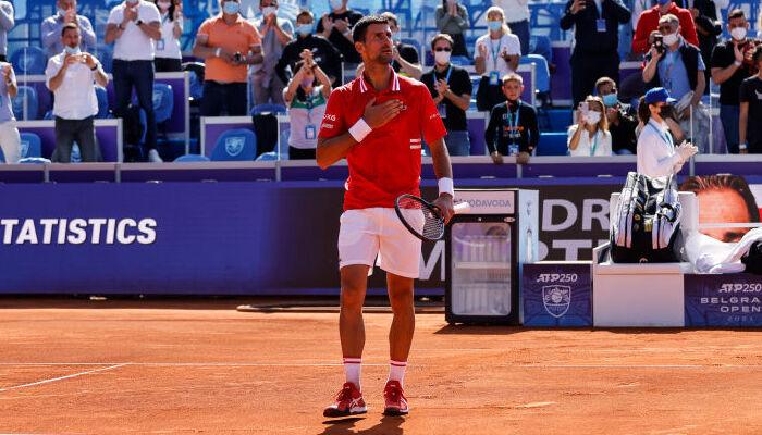 Джокович виграв турнір в Белграді. Для Новака це 83-й титул ATP у кар'єрі