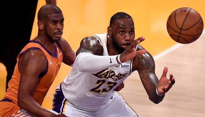 НБА. Бруклін виграв третій матч у серії з Бостоном, перемоги Кліпперс і Фінікса