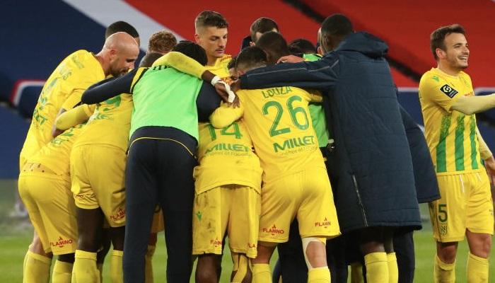 Нант виграв у Тулузи в першому перехідному матчі за місце в Лізі 1