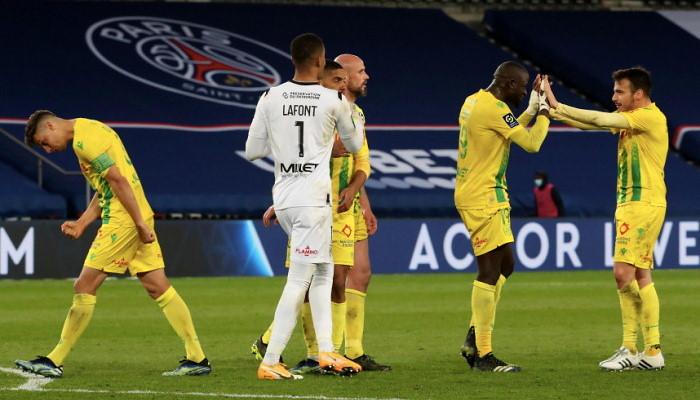 Нант проиграл Тулузе, но сохранил место в Лиге 1